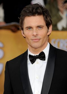 5 James Marsden from 27 dresses and Enchanted(