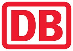 Deutsche Bahn AG abbreviated as DB or DB AG) is a German railway company. Headquartered in Berlin, it is a private joint-stock company (AG), with the Federal Republic of Germany being its single shareholder Db Deutsche Bahn, Db Bahn, Logistics Logo, Lithuania Travel, Marketing Logo, Design Theory, Personal Logo, Best Logo Design, Federal