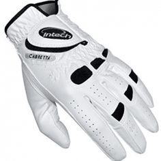Intech Ti-Cabretta Men's Golf Gloves, Left-Hand, Large Pack): The Intech Premium Cabretta is a durable yet comfortable golf glove for any ability golfer at a value price rarely seen in golf equipment. Best Gloves, Hand Gloves, Golf Player, Golf Tips For Beginners, Six Packs, Mens Golf, Left Handed, Golf Shoes, Golf Clubs