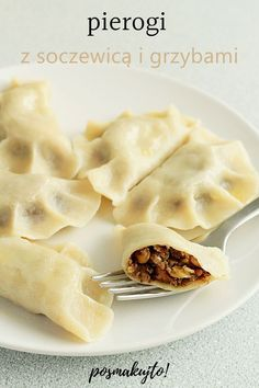 Polish Recipes, Acai Bowl, Food And Drink, Veggies, Vegan, Dinner, Cooking, Food, Birch Bark