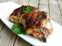 anche di pollo alla griglia marinate al limone - nella cucina di laura