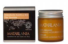 crema hidratate nutritiva piel sensible sin perfume ecologica cosmetica natural