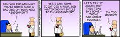 The Dilbert Strip for September 1, 2012