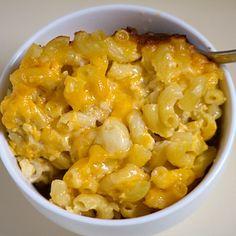 3 cheese Macaroni