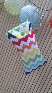 nieliqui handmade: Taschenspieler Sew-Along: Kreuz