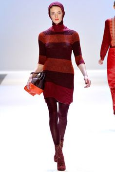 Charlotte Ronson | Fall 2012 Ready-to-Wear Collection | Vogue Runway