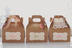 Bodas con detalle - Blog de bodas con ideas para una boda original: 6 ideas para los regalos de tus damas de honor