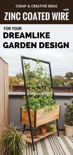 The design of the garden must be one of the things that will calm our souls so you need cheap and creative ideas. Get your dreamlike garden design here!