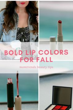 Fall Lip Colors | Fa