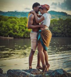 I love this couple, they make LOVE, look so beautiful. Beautiful African Women, African Love, African Beauty, Beautiful Black Women, Black Love Couples, Black Love Art, Black Girls Rock, Cute Couples, Afro