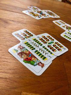 Magyar kártya kirakás Triangle