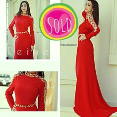 Sold Out ... +962 6 585 6272 +962 798 070 931   #Reine #BeReine #BeFashion #BeChic #NewCollection #Fashionista #FashionLover #Modesty #ModestCouture #ModestFashion #LoveModesty #ReineWorld #LoveReine #InstaReine #HIJAB #hijabers #HijabAddict #Hijabista #LoveHijab #DressesInAmman #Dress #HijabDress #LongSleeveDress #LongSleeve #HijabCouture #HebaAlbassam