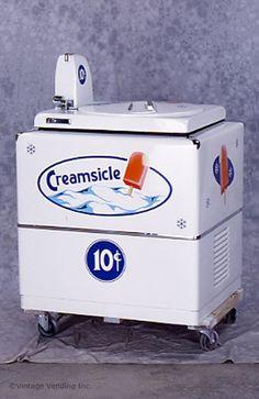 Vendo Dairy-Vend Ice Cream Machine