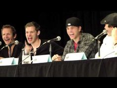 Sexual Innuendos, Drinking Games, and Ian Somerhalder's Beautiful Eyes at the 2012 DragonCon (VIDEO)