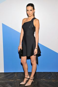 Camilla Belle in David Koma