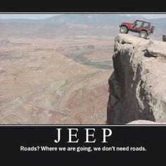 Gotta love Jeeps <3
