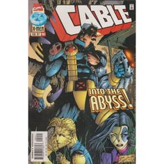 CABLE #40 | The Recycled Find | $3.60 | 1993-2002 | VOLUME 1 | MARVEL