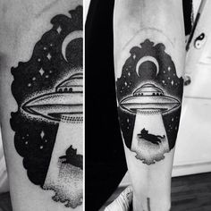 Tattoo Ideas For People That Love Astronomy | memolition