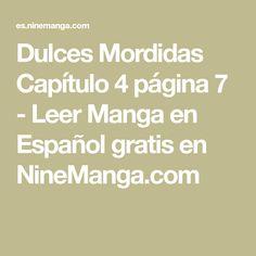 Dulces Mordidas Capítulo 4 página 7 - Leer Manga en Español gratis en NineManga.com