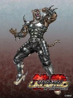 Armor King Tekken Shunya Yamashita
