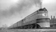 Sunday Streamline #9: Milwaukee Road Hiawatha - Dieselpunks