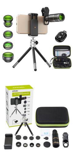 Phone Lens, Camera Lens, Stationary