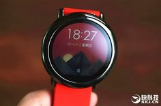 Xiaomi Smartwatch, AMAZFIT, Announced, Priced At $120 USD