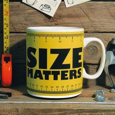Giant mug. Capacity 900 ml.