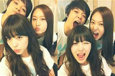 f(x)'s Krystal reveals past photos of Sulli and Amber