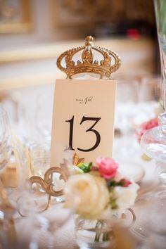 Elegant decor: http://www.stylemepretty.com/destination-weddings/2015/03/14/romantic-paris-summer-wedding/ | Photography: K Hulett - http://khpstudio.com/
