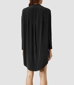 Allsaints Helle Shirt Dress