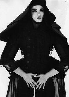 Crystal Renn by Mert Alas and Marcus Piggott for Vogue Paris