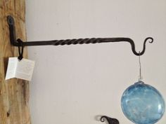 18 Quot Heavy Duty Wrought Iron Plant Hanger By Modern