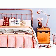 23 Best Gold Rose Gold Copper Images On Pinterest Kids Room