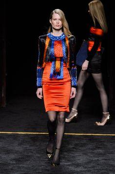 Balmain at Paris Fashion Week Fall 2015 | Stylebistro.com