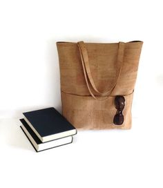 Cork bag https://www.etsy.com/listing/203769349/large-cork-bag-eco-friendly-natural