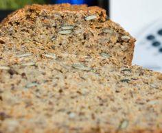 Rezept Reisbrot mit Chia-Samen / vegan / glutenfrei von positiveenergie - Rezept der Kategorie Grundrezepte