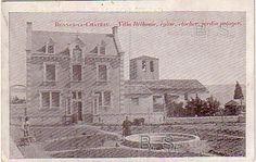Rennes-le-Château, Bérenger Saunière et la villa Béthania