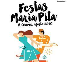 Programa completo de las Fiestas de María Pita 2015 de A Coruña. Ocio en Galicia | Ocio en Coruña. Agenda actividades. Cine, conciertos, espectaculos