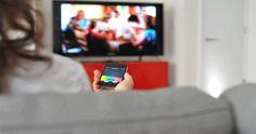 Interatividade mobile é foco dos anunciantes  Assistir comerciais durante os intervalos da programação de TV ficou mais difícil depois de toda interatividade a que as pessoas estão expostas nos dias atuais.