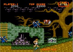 ghouls and ghosts | téléchargement gratuit Ghouls'n Ghosts