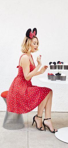 Lauren Conrad's Minnie Mouse Kohl's Collection