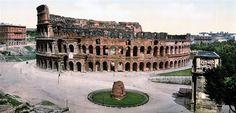 O Coliseu e o Meta Sudans