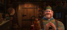 Oaken is gonna wreck it! #Frozen #Disney #Oaken