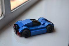 Tiny Turbo: A LEGO® creation by Davanchi M. : MOCpages.com