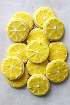 Lemon Sugar Cookie L