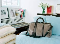 Sofia Coppola for Louis Vuitton (Sofia Coppola's apartment) - LOVE LOVE LOVE this bag!