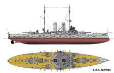 In Praise of Pre-dreadnoughts - Battleships - World of Warships official forum Kaiser Karl, Kaiser Franz, Uss Texas, Navy Coast Guard, Gun Turret, Capital Ship, Naval History, Austro Hungarian, Navy Ships