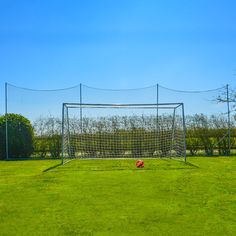 Stop That Ball™ is an unrivalled 3m (10ft) high ball control system suitable for sports including soccer, cricket, golf, tennis, and rugby. 3m wide, other widths available.
