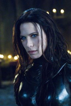 Sonja, as played by Rhona Mitra in Underworld: Rise of the Lycans. For those keeping score, this is the second time a character played by Rhona Mitra has made the list. Underworld Vampire, Underworld Selene, Underworld Movies, Underworld Werewolf, Underworld Kate Beckinsale, Michael Sheen, Rhona Mitra, Madchen Amick, American Actors